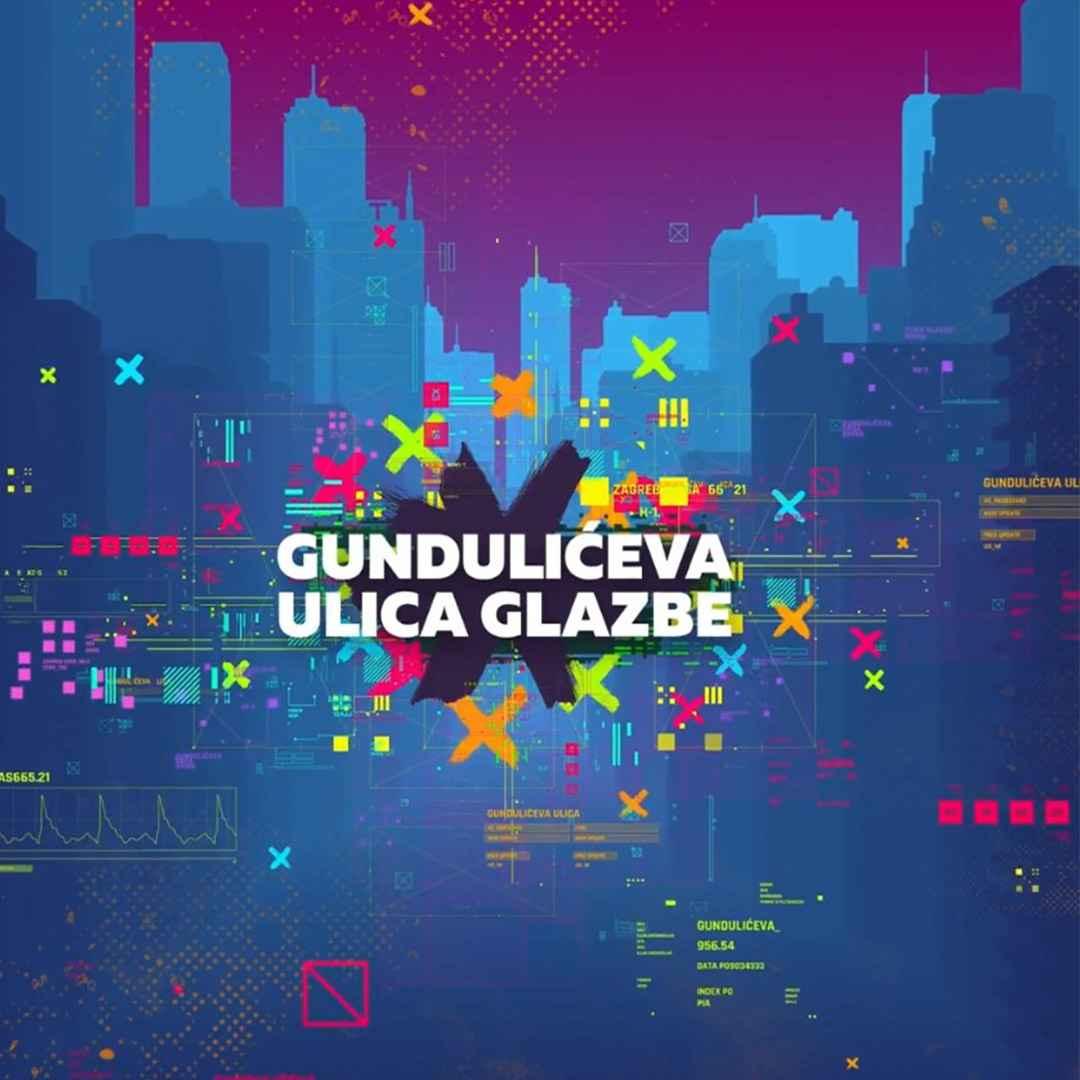 CMC - Gundulićeva: ulica Glazbe
