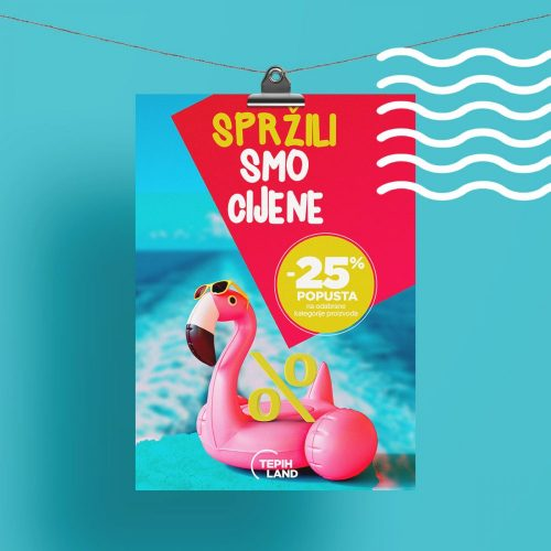 1200x1200 _ totalna pržiona _ MOCKUP _ poster
